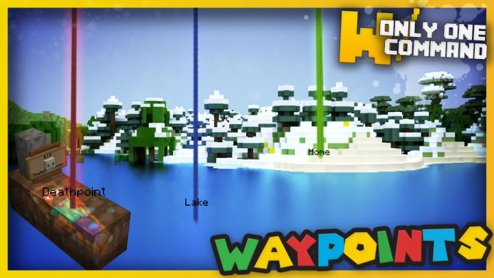 скачать waypoint для minecraft 1.7.10
