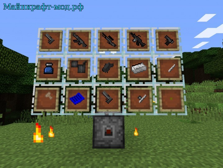 Lycanite's Mobs - мод на мобов для Майнкрафт 1.7.10 и 1.7.2