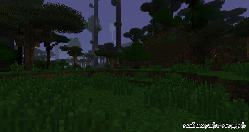 The Twilight Forest для майнкрафт 1.7.10
