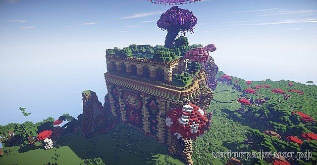 Survival map minecraft