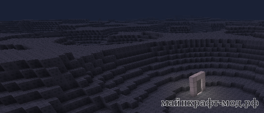 Новый мир для Minecraft 1.7.10
