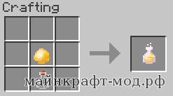 Крафтинг в Minecraft