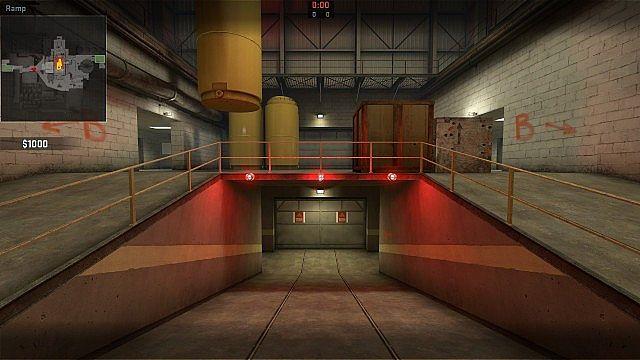 Карта на Майнкрафт Nuke