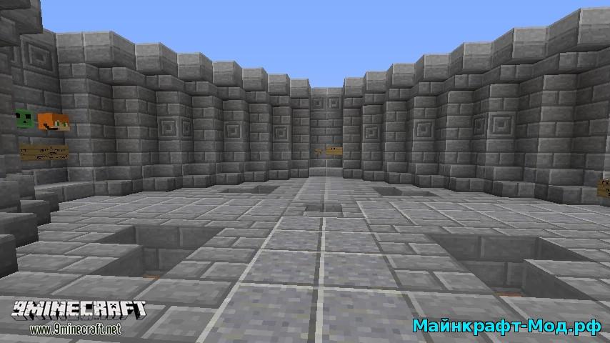 карта на прохождение для minecraft 1 9 2