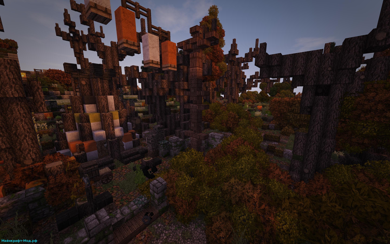 карты для minecraft 1 9