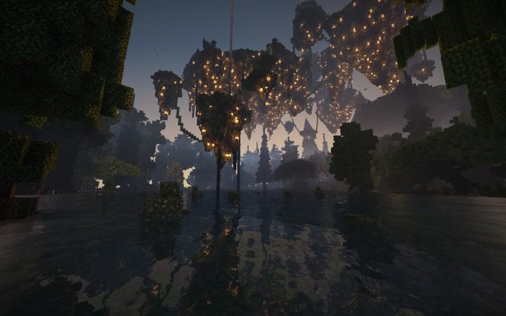 Новый мир Майнкрафт карта