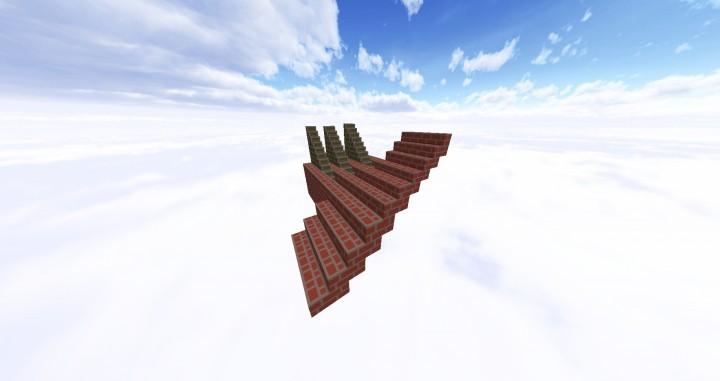 Оптическая иллюзия на Майнкрафт