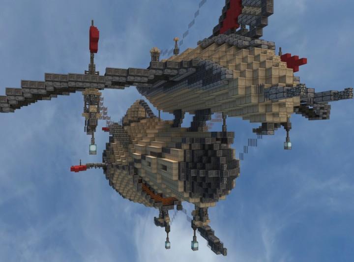 Карта на Майнкрафт Самолет