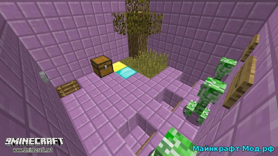 Карты на прохождение для minecraft 2, 1.7, 1.8, 1.8.1, 1.8 ...