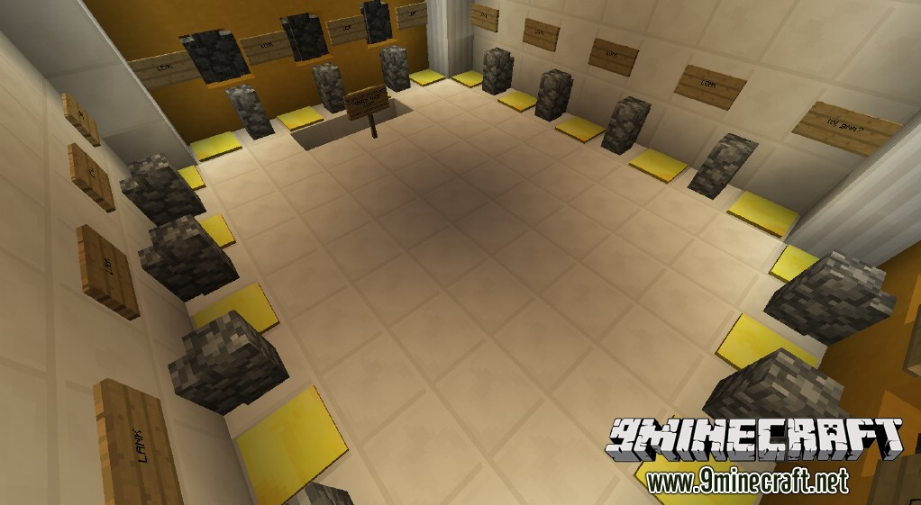 Minecraft карта на прохождение