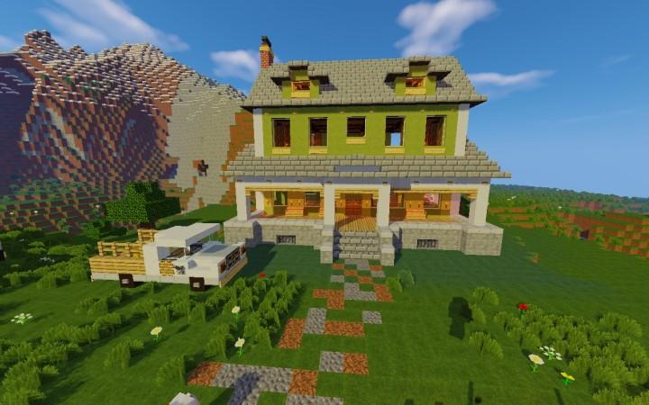 Ферма на Майнкрафт