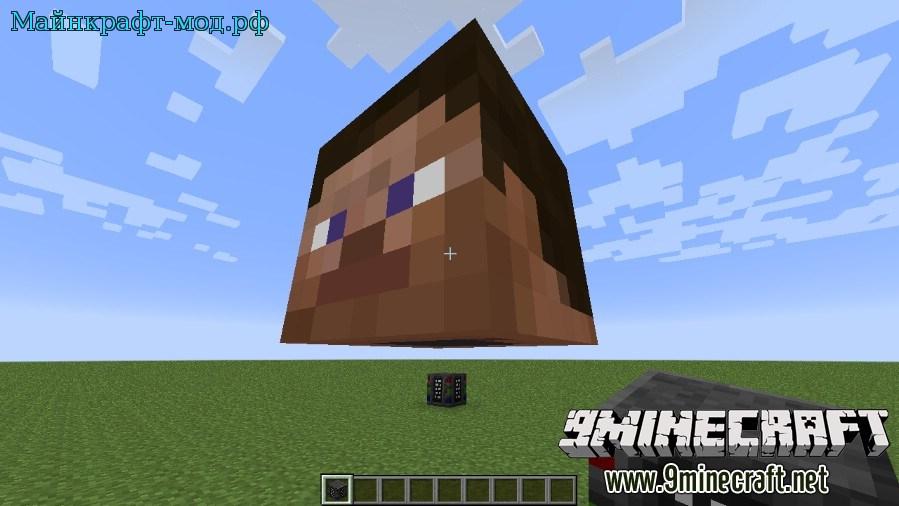 Мод на создание предметов в minecraft