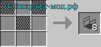 Крафт моста в Minecraft