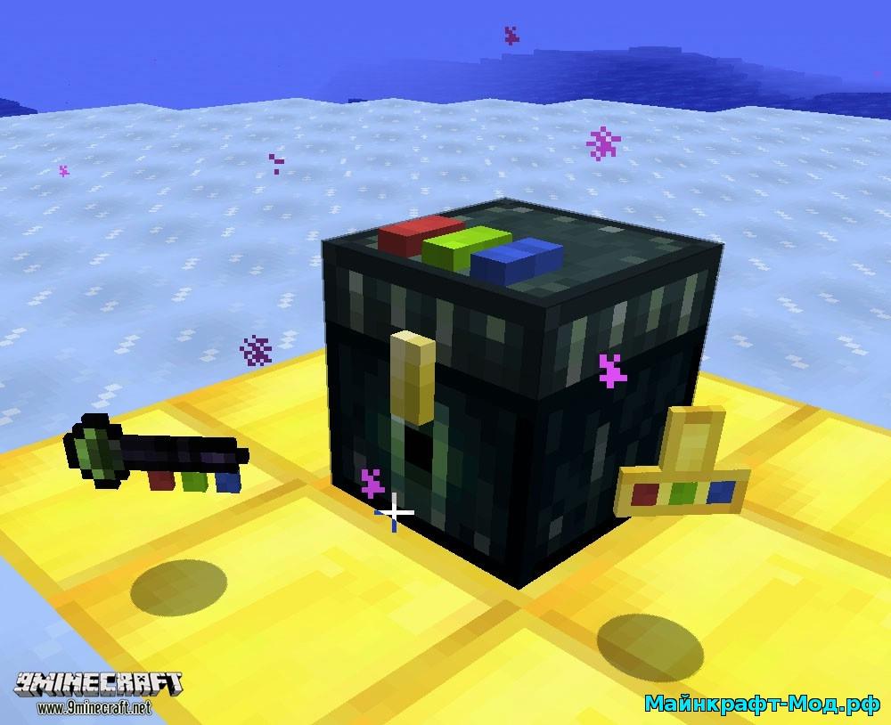 minecraft моды 1 8 9