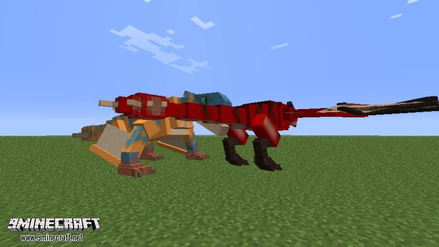 Моды на мобов на Minecraft