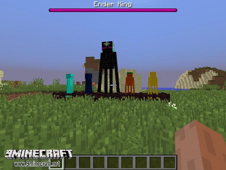 Мод на Эндермена для Minecraft