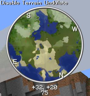 Мини карта на Майнкрафт