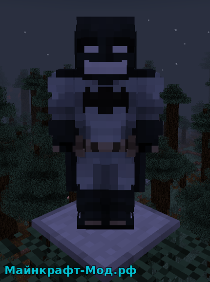 Бэтмен мод на Майнкрафт