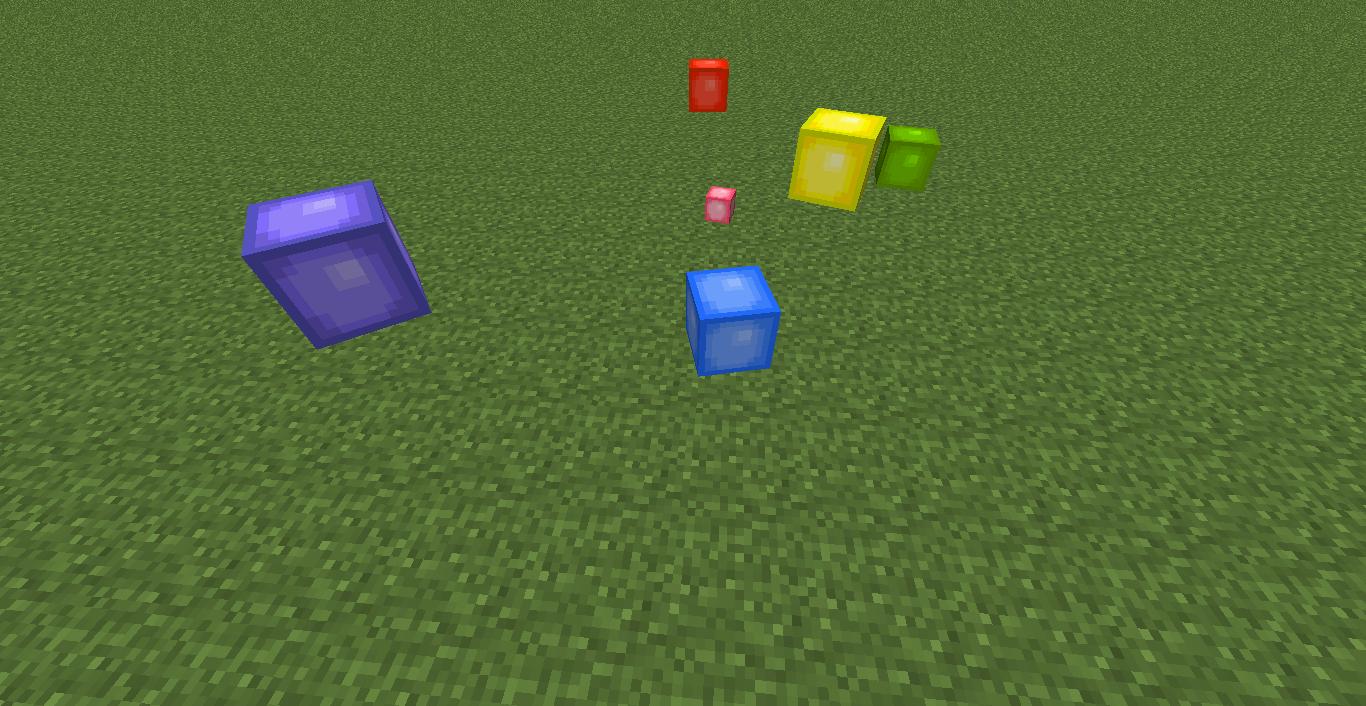Мод Terraria 3D для Minecraft