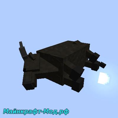 Мод на буйвола для Майнкрафт