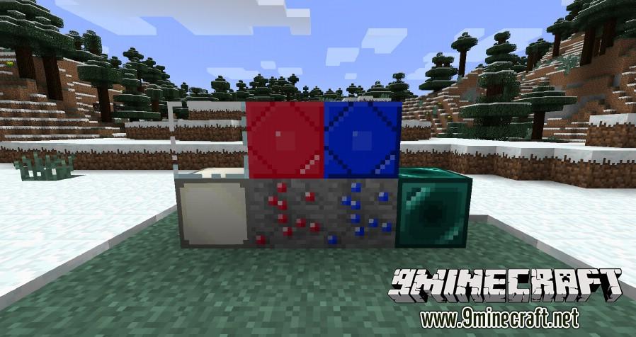 Новые блоки в Майнкрафт