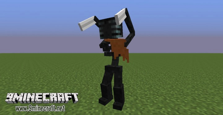 Моб для Minecraft
