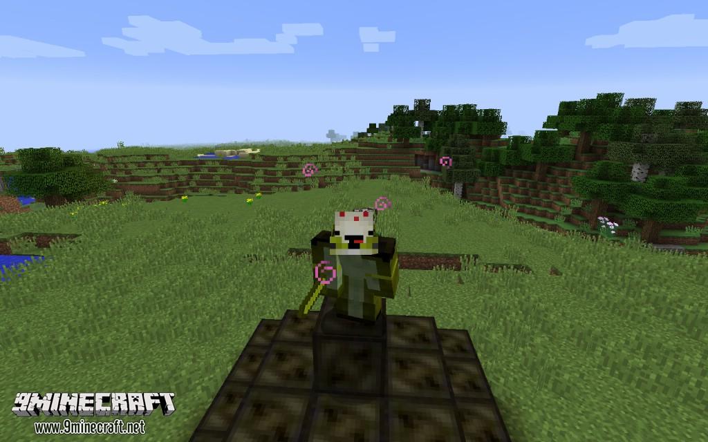 Новое измерение Minecraft
