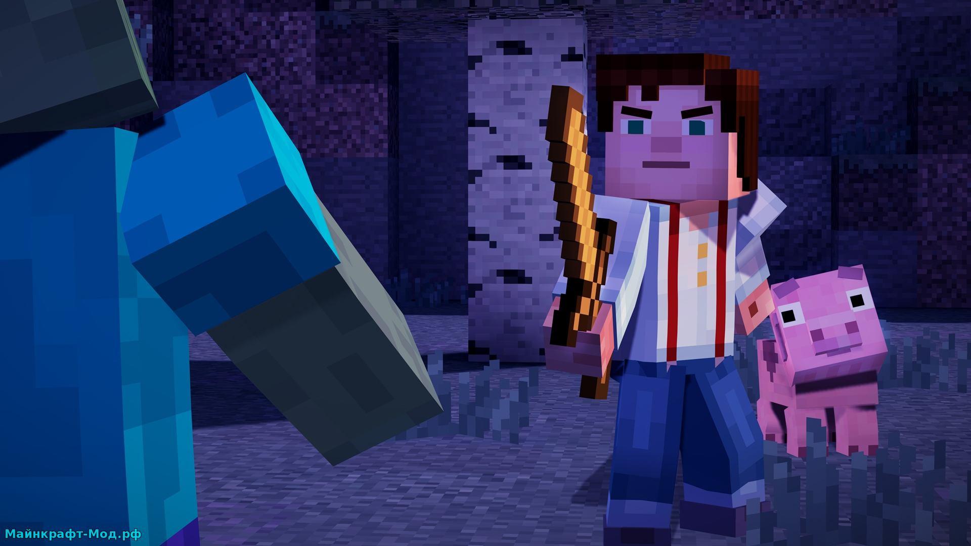 Дата выхода фильма Minecraft