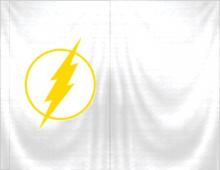 Плащ Flash для Майнкрафт