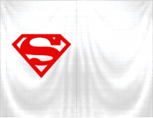 Плащ Супермена для Майнкрафт