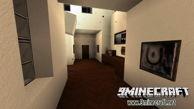 minecraft ресурспак Silent Hill