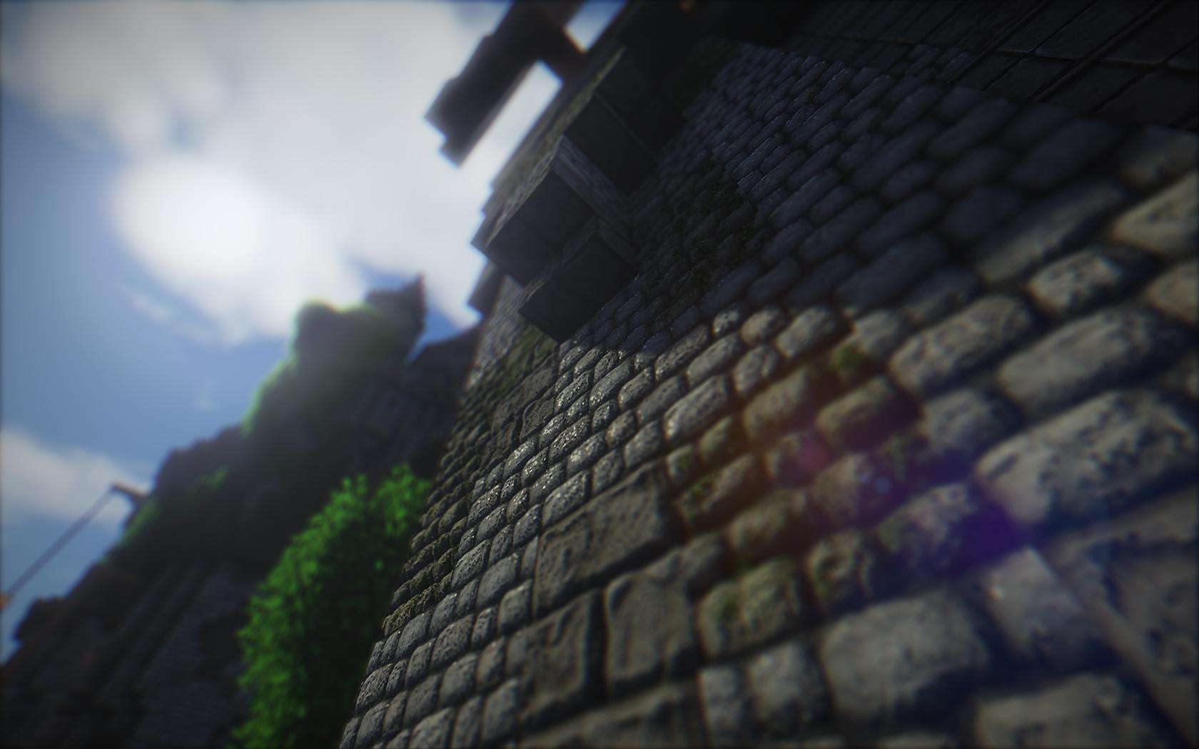 Красивые шейдеры Minecraft