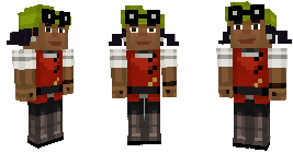 Оливиа Minecraft Story Mode