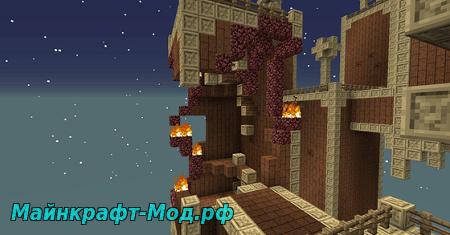 Майнкрафт Темная башня гайд