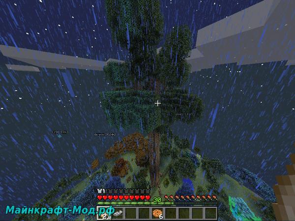 Где найти Мудрое дерево в Майнкрафт