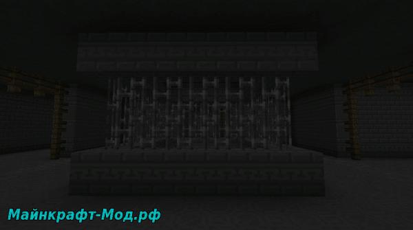 Второй уровень Лабиринта Минотавра